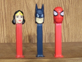Super Hero Pez